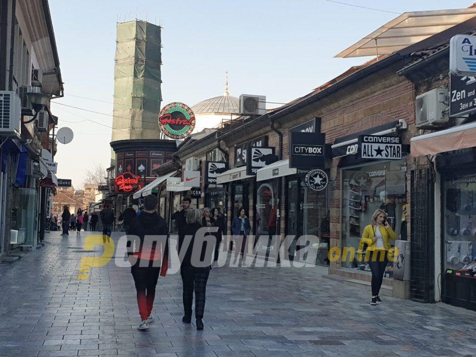Охрид бара забрана за влез на жители од други градови и села пред Велигден