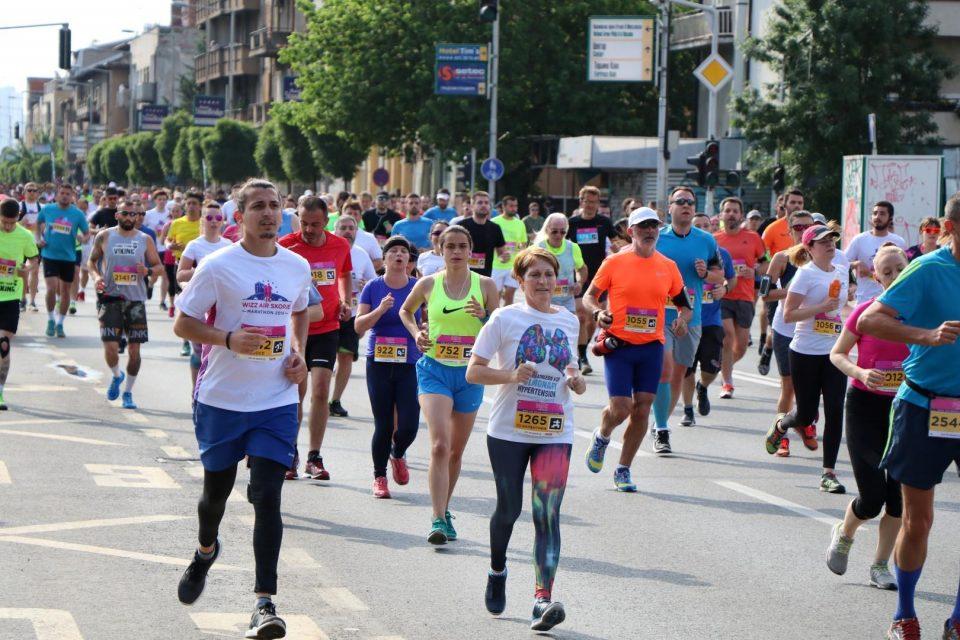 Пријавувањето за Скопскиот маратон завршува на 22 април