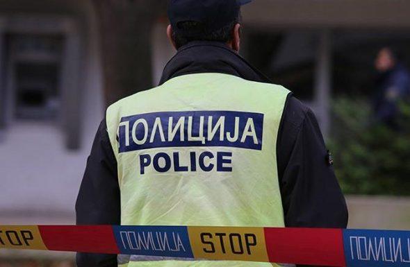 Жител на Гошинце уапсен синоќа, попречил полициско возило во потера