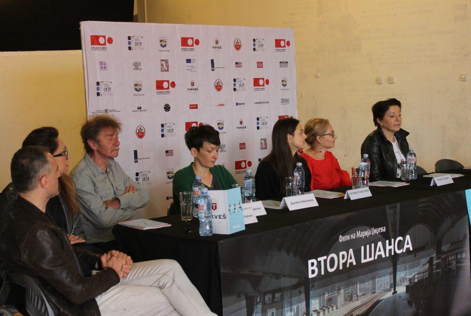 """Марија Џиџева: Се надевам """"Втора шанса"""" ќе не натера да комуницираме меѓусебе!"""