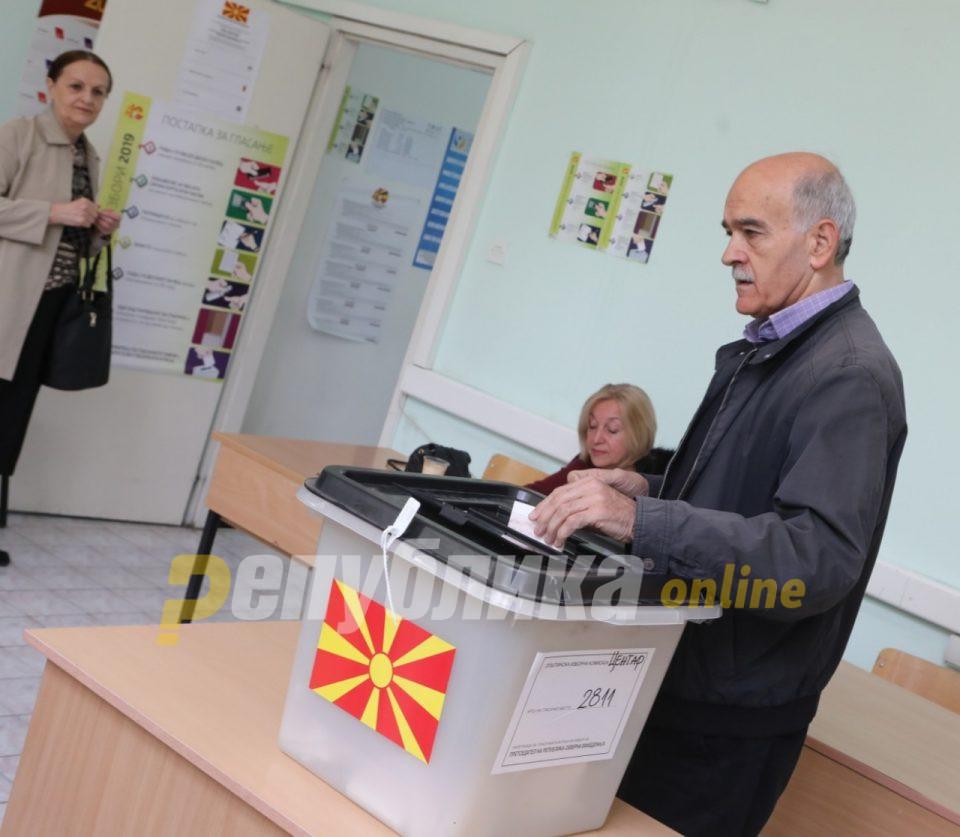 120.000 гласачи помалку од претходните претседателски избори