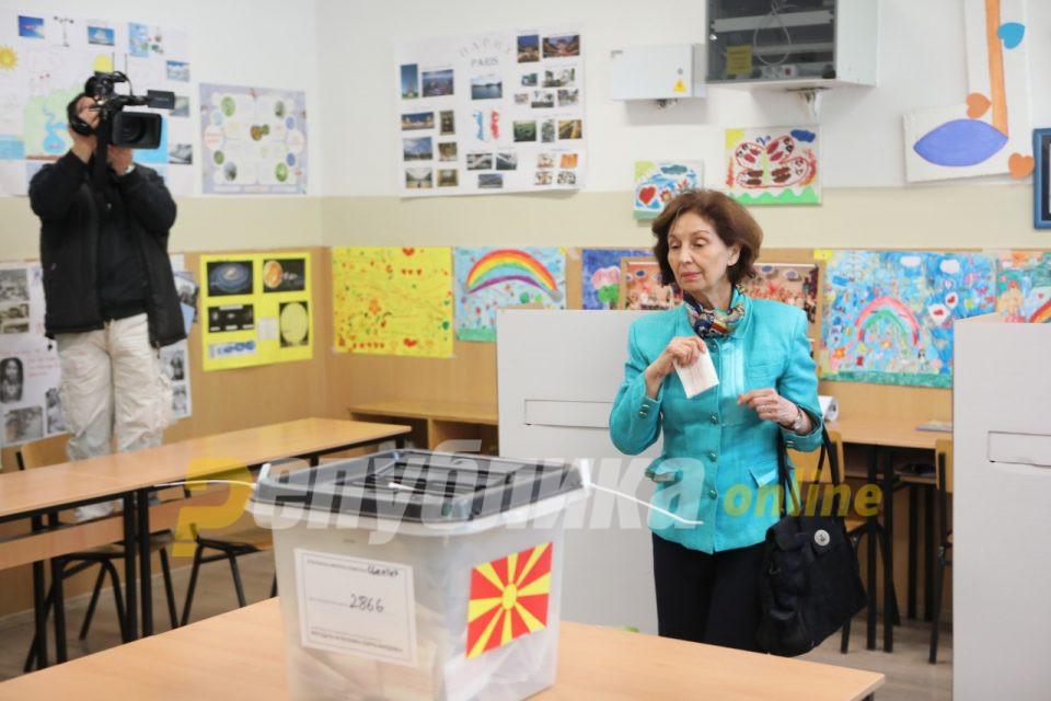 Се зголемува водството на Силјановска и ВМРО-ДПМНЕ – победа во Вевчани