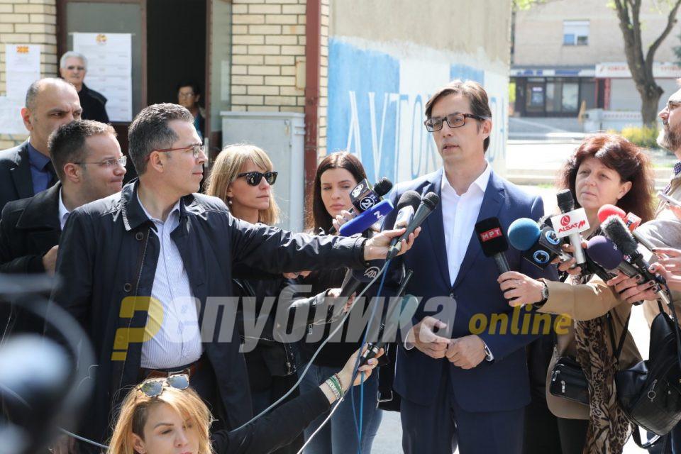 Пендаровски: Потребен е помал праг за независните кандидати