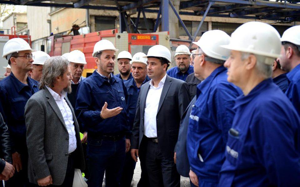 Инвестиција од 20.4 милиони евра во реконструкција на системот на електростатски филтри на РЕК Битола