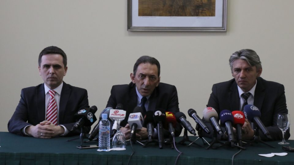 Река: Нема да има политички пазар со двајцата кандидати за претседател