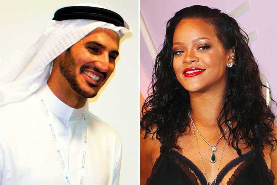 Ријана станува шеика – најбогата во Саудиска Арабија