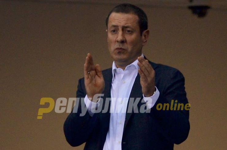 """Дали политичките игри му пресудија на """"Вардар""""? Самсоненко заминува од клубот"""