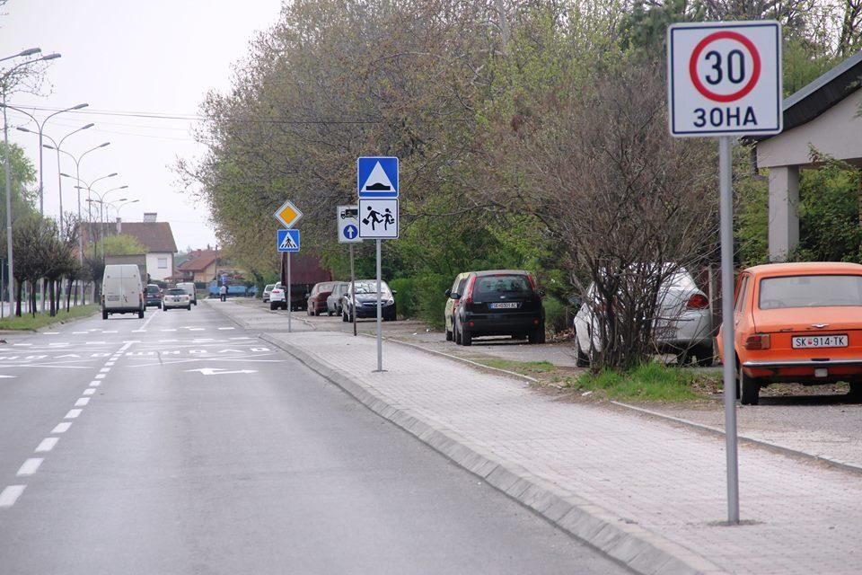 Улицата Лазо Трповски од денеска до среда затворена за сообраќај