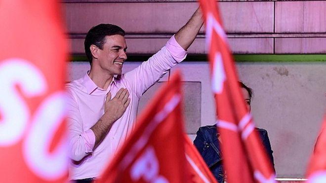 Социјалистите во Шпанија победија на изборите, но немаат мнозинство