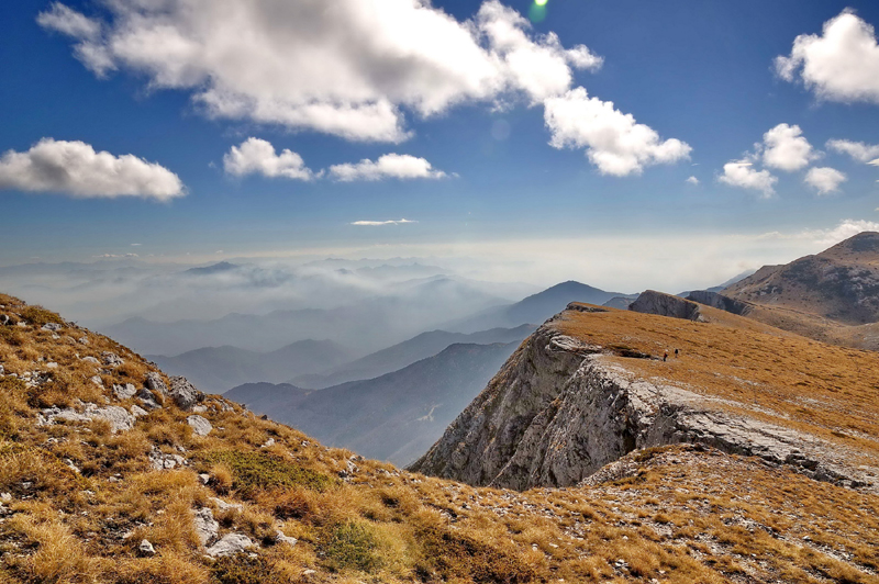 Четворица бугарски патници се во авионот исчезнат над Солунска Глава