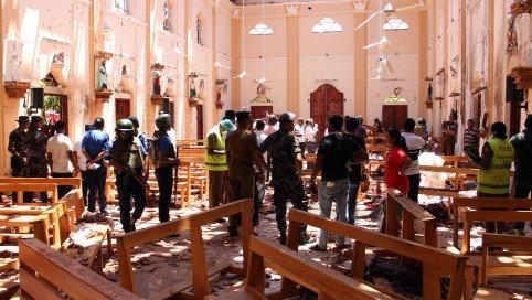 Нова паника во Шри Ланка, полицијата пронашла 87 детонатори на бомби