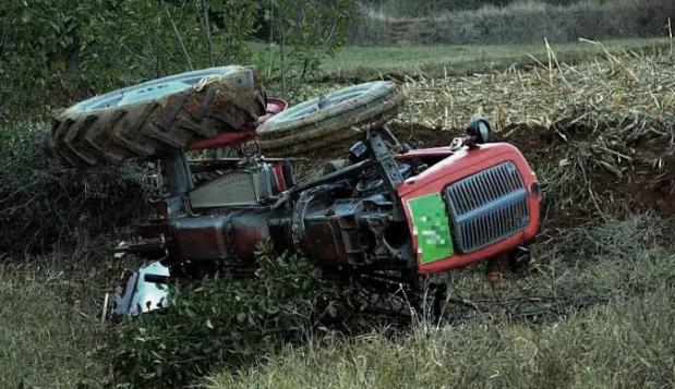 Загина тракторист: Го поправал тракторот, возилото го прегазило