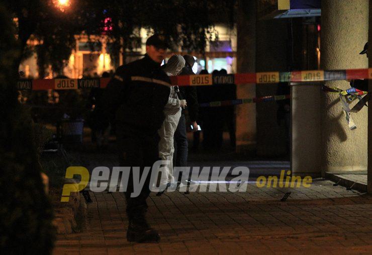 Екплозија во двор во Драчево