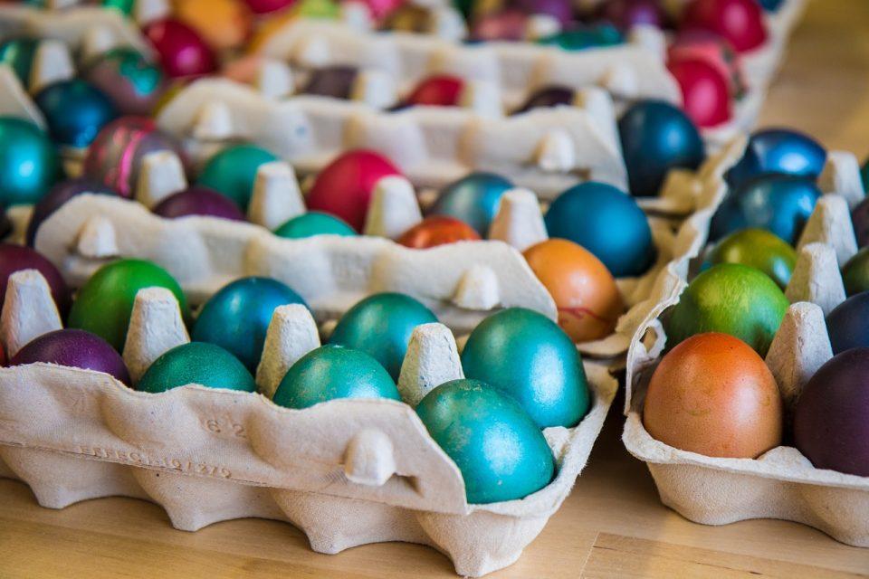 Може ли велигденските јајца да се вапцаат и денес, на Велипеток?