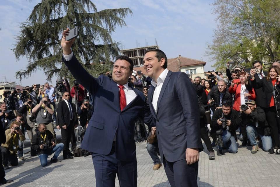 Ципрас доаѓа во Скопје на први октомври