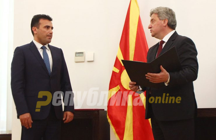 Иванов се обрати до јавноста: Македонскиот народ го виде правото лице на Заев