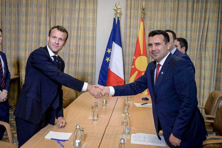 РТС: Франција ќе бара одложување на датумот за преговори до март 2020