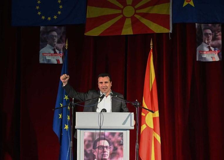 Заев: Гласот за Река е глас за Силјановска
