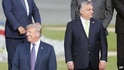 Историска средба во Белата куќа: Трамп ќе го пречека премиерот на Унгарија, Виктор Орбан