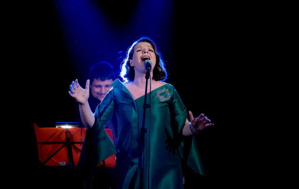 """Концертна промоција на вториот албум на """"Рона Нишлиу квартет"""" во Македонска филхармонија"""