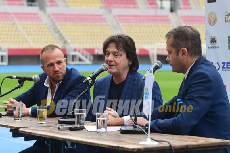 Здравко Чолиќ вечерва настапува во Скопје: Подгответе се за спектакл