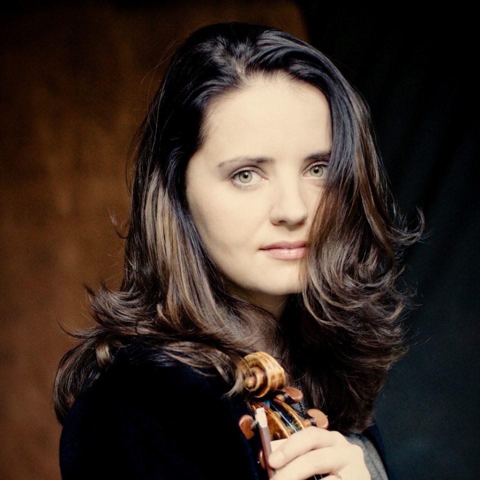 """Славната Баиба Скриде солист со Филхармонија на концертот """"Нов свет"""""""