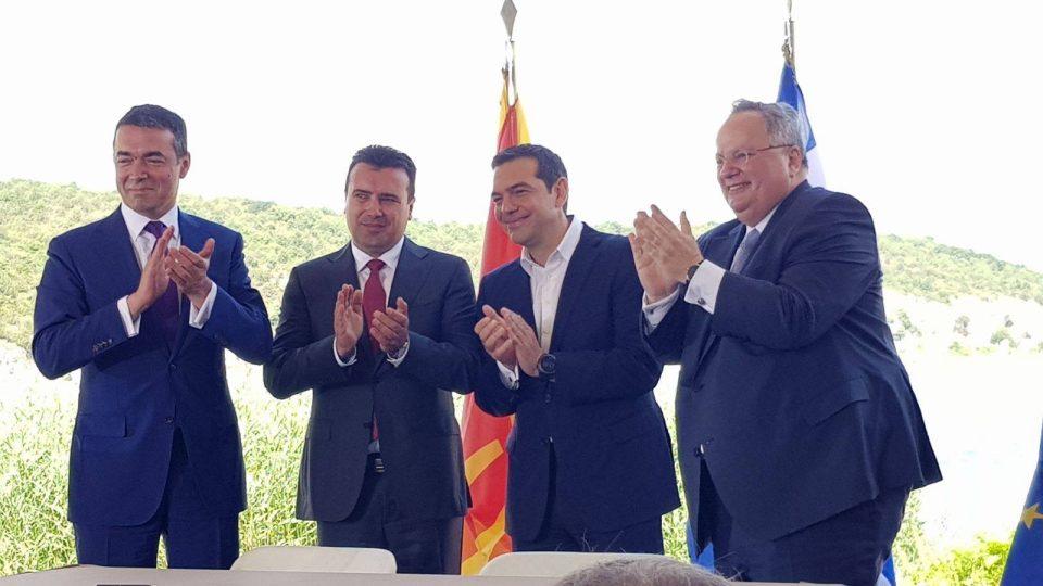 Ципрас: Ако не постоеше Договорот од Преспа, денес Турција ќе беше и на нашата северна граница