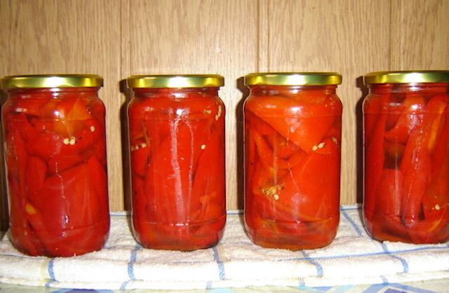 Пиперки во мед – нешто превкусно, оние кои еднаш пробале, побарале уште!
