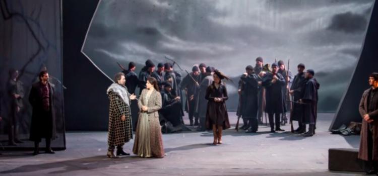 """""""Ана Болена"""" од Доницети во изведба на Виенската државна опера вечерва на платото пред МОБ"""