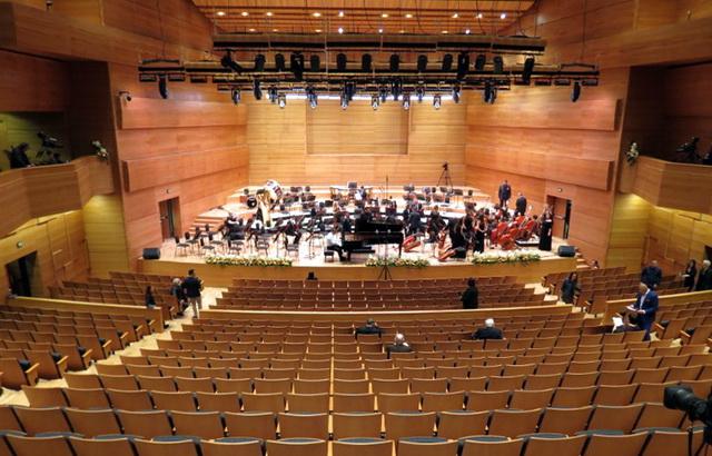"""Филхармонијата на манифестацијата """"Гоцеви денови"""" со гости од Бугарија"""