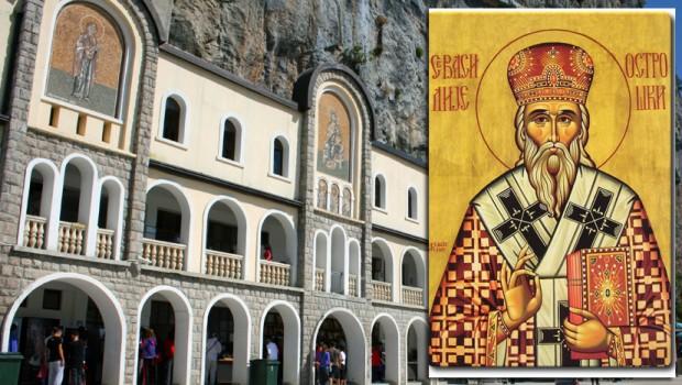Денеска е Свети Василиј Острошки: Ако сте болни овој светец денеска ќе ви помогне