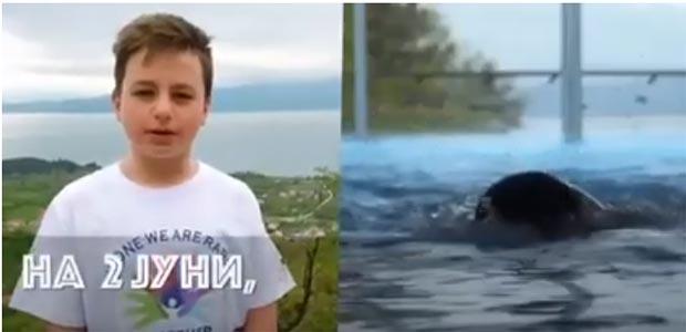 Марко Пејчиновски повикува да трчаме заедно за лицата со ретки болести: Бидете дел од Охрид трчаТ..