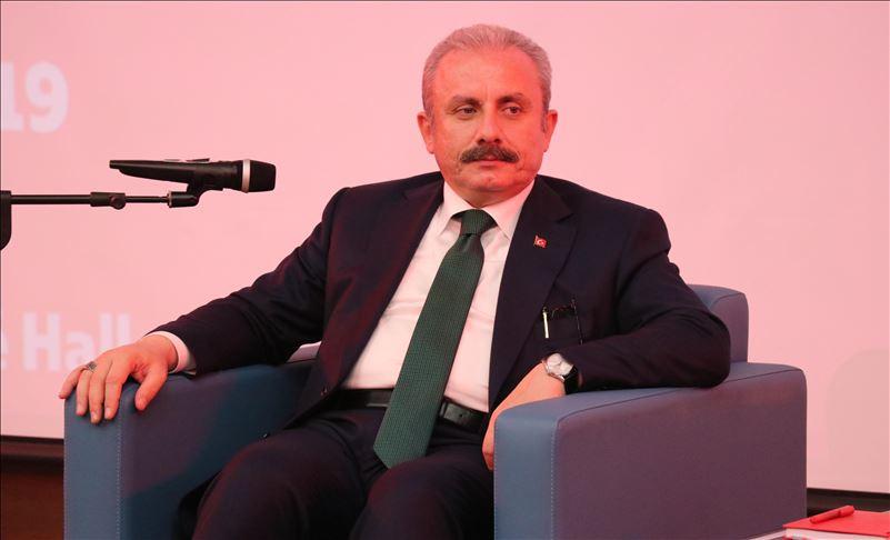 Шентоп присуствуваше на конференција на ИБУ во Скопје