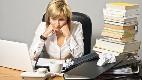 Знаци кои покажуваат дека сте под голем стрес