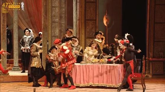 """""""Риголето"""" вечерва на Мајски оперски вечери"""