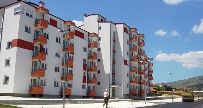 Годинава ќе се градат пет нови згради со над 200 социјални стана