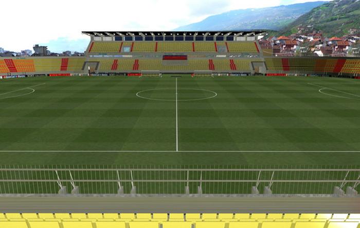 Дестани најави европски стадион во Тетово