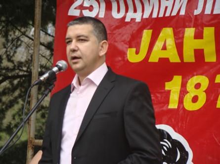 Првиот македонски пратеник влегува во албанскиот Парламент