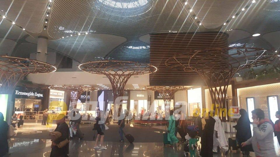 Како изгледа во внатрешноста најголемиот аеродром во светот