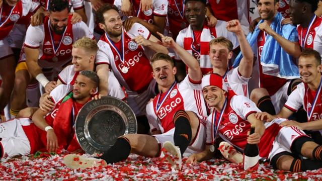 Ајакс по 4 сезони пауза ја освои титулата во Холандија