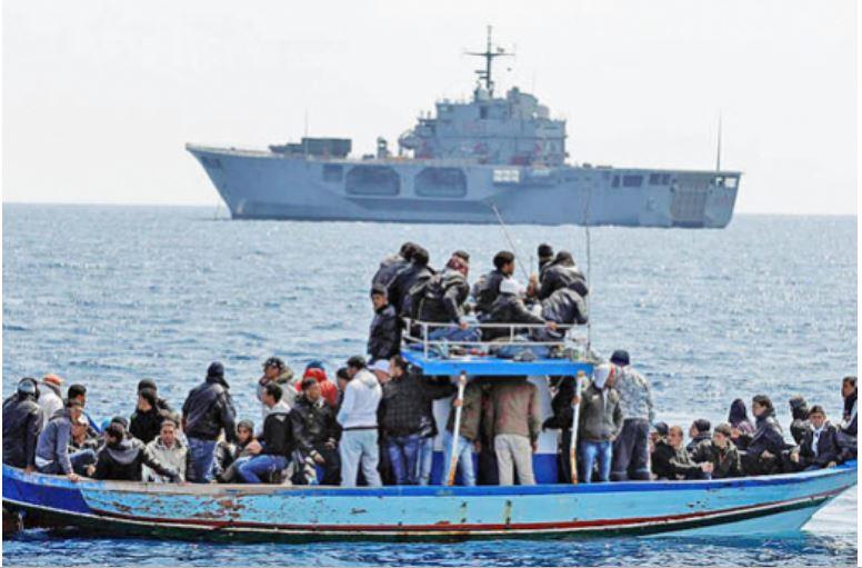 Италијанската полиција заплени спасувачки брод со мигранти