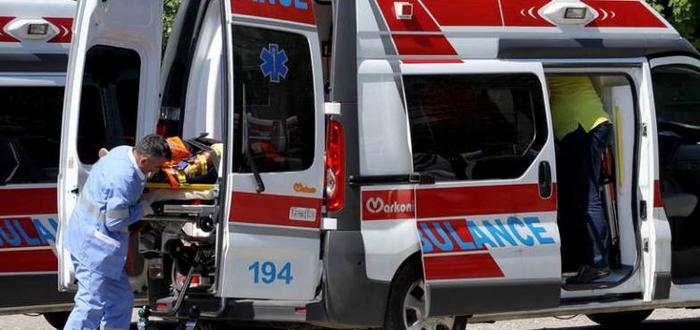 Работник повреден во фабрика во Пробиштип
