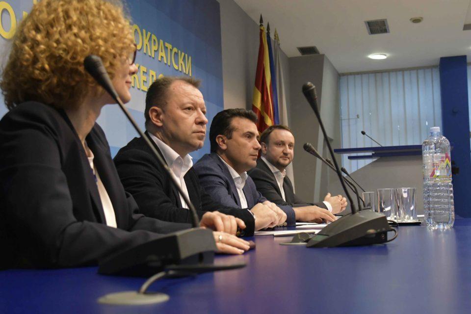 Заигра метлата во СДСМ: Разрешен Кирацовски и сите потпретседатели, секретари и ИО на партијата