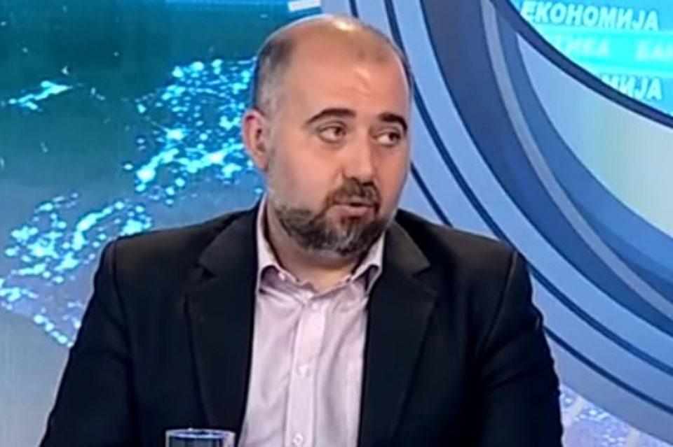 Дане Талески нов координатор за НАТО на местото на Пендаровски