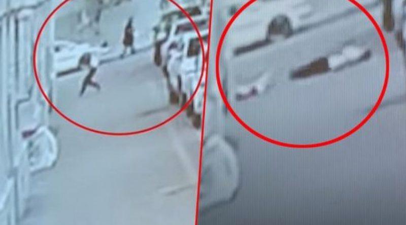 Младо момче фатило дете кое паднало од 5-тиот кат: Се онесвестил во истата секунда