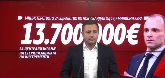 Арсовски: Филипче оставка, јавните личности на нарко-тест