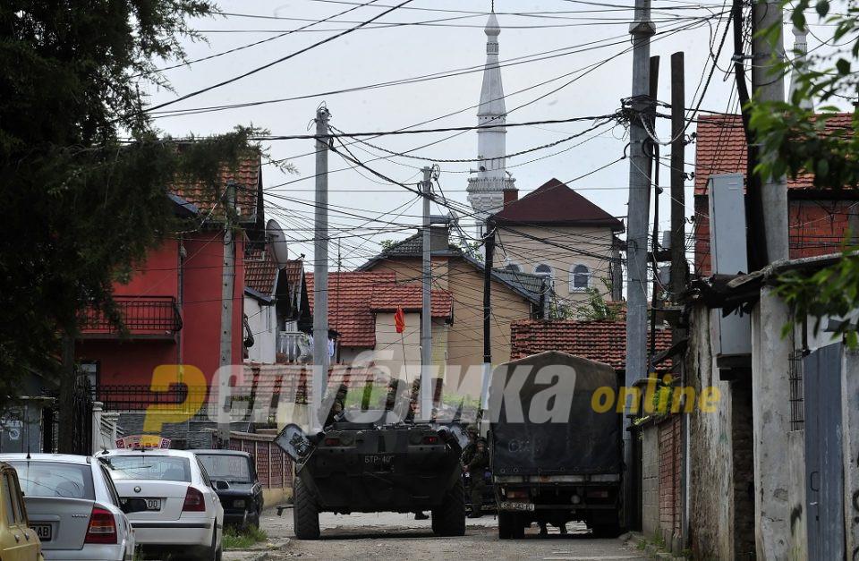 Пет години од настаните во кумановско Диво Насеље, одржана панихида за загинатите полицајци
