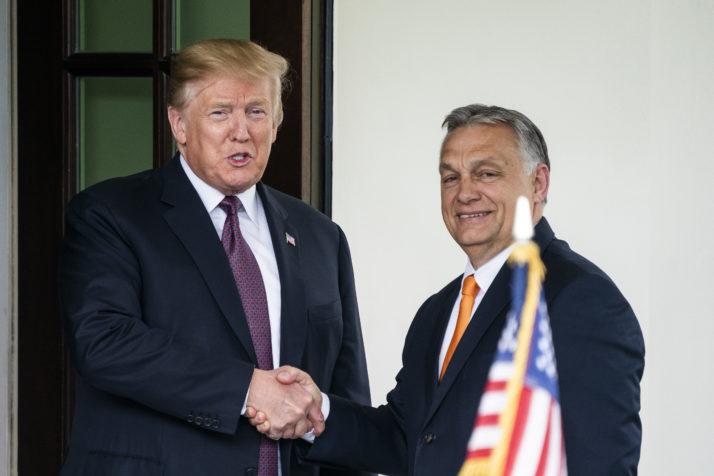 Зајакнато сојузништвото меѓу САД и Унгарија