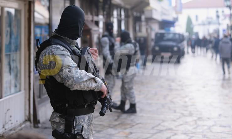 """Акција на МВР: """"Падна"""" криминална група која продавала дрога во повеќе градови"""