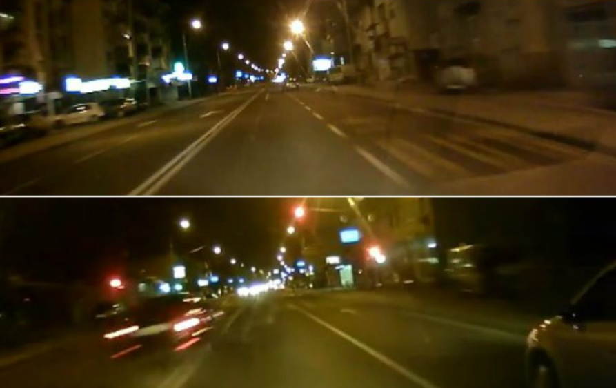 Со 150 КМ на час среде Скопје: Бpзo и бecно, како се вози низ Ѓорче Петров